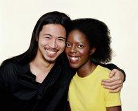 chinese man black woman